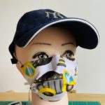 Front of Face Covering